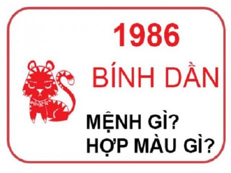 Sinh năm 1986 mệnh gì? Mệnh này hợp hướng nhà nào để tài lộc thi nhau gõ cửa