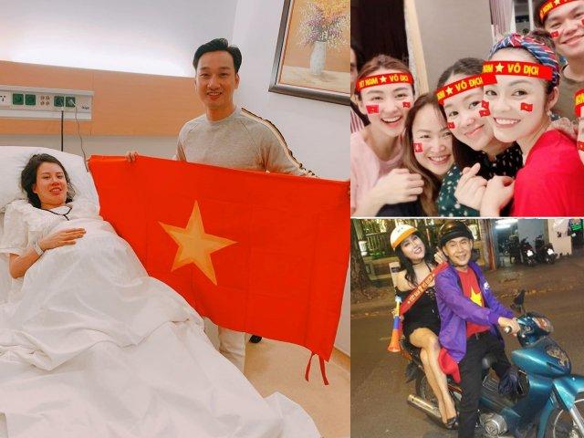 Bóng đá Việt Nam vô địch SEA Games 30: Dàn sao ăn mừng trước chiến thắng lịch sử