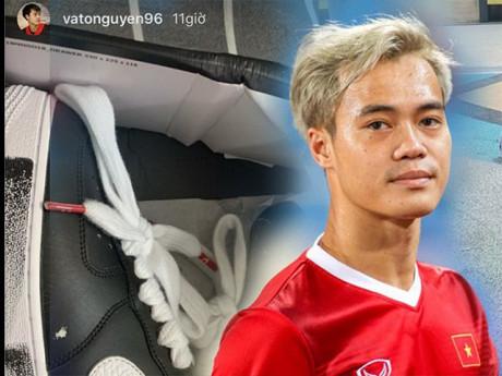 Văn Toàn cầu thủ chịu chơi nhất khi có thể chi 500 triệu sắm giày hoa cúc của G-Dragon
