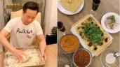 """Khoe món ngon đẹp lạ của chồng, Phan Như Thảo: """"Cũng không có gì, chỉ là một bữa bình thường"""""""