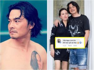 Sao Việt 24h: Hậu bị soi hình xăm, Quách Ngọc Ngoan và vợ đại gia khoe ảnh tình tứ