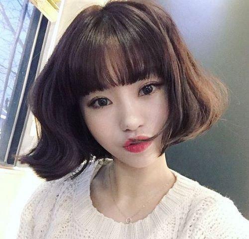 Những kiểu tóc ngắn đẹp 2021 được yêu thích nhất - 36