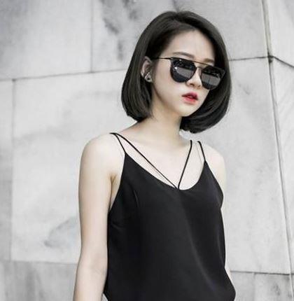 Những kiểu tóc ngắn đẹp 2021 được yêu thích nhất - 46