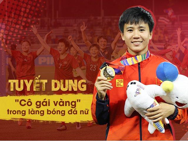 Nhận tiền thưởng vô địch SEA Games, Tuyết Dung sẽ trả nợ nốt số tiền xây nhà cho bố mẹ