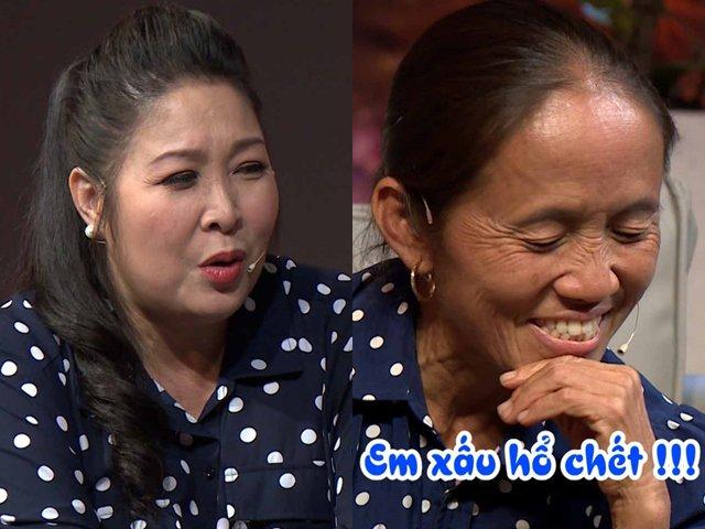 Bà Tân Vlog đỏ mặt khi Hồng Vân hỏi về mối tình đầu, bị chọc là hư sớm