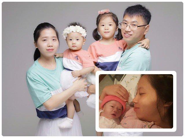 Chồng Hàn Quốc nói vợ: Ai đẻ chẳng đau, đến khi vào phòng sinh mới hối hận xin lỗi