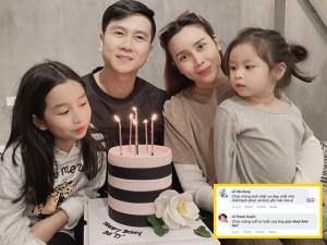 Sao Việt 24h: Từng ly hôn, dàn sao vui mừng khi thấy cảnh vui vầy nhà Hồ Hoài Anh