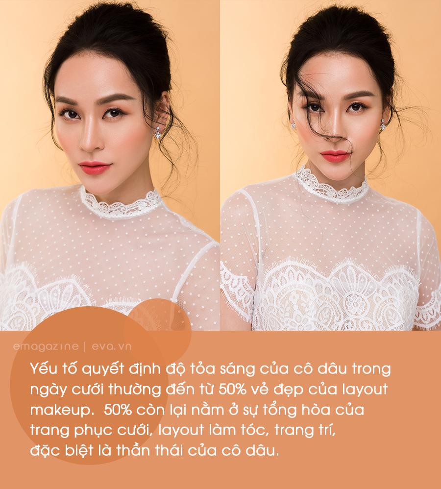 """cau chuyen nhung """"ban tay vang"""" va su menh phu phep cho ve dep cua phu nu - 9"""