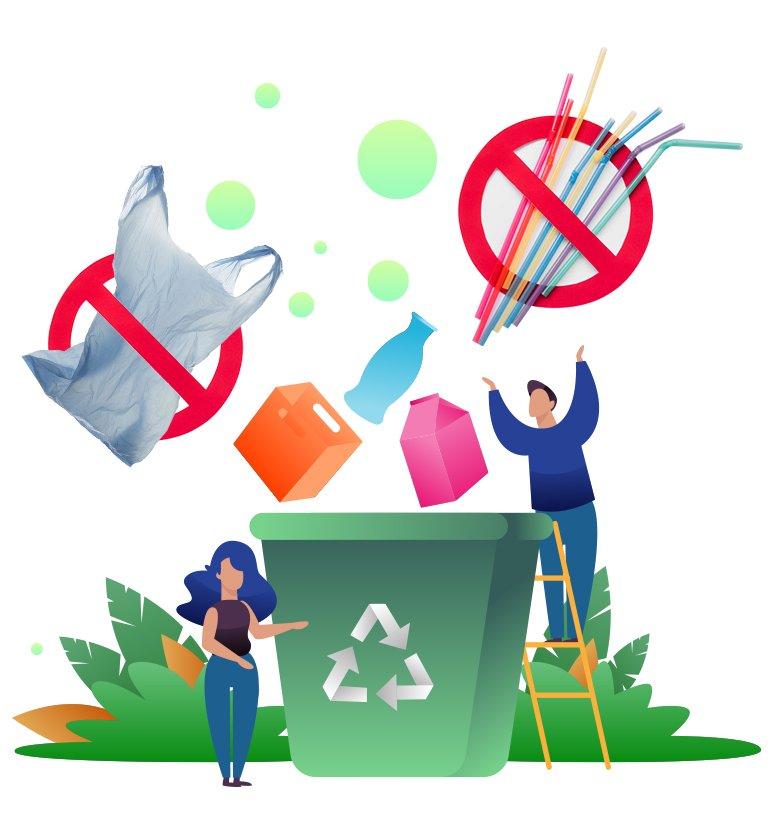 5 xu hướng tiêu dùng nở rộ năm 2019: Chiến dịch giảm nhựa nhận được sự quan tâm lớn - 5
