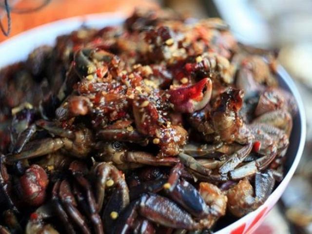 Về miền Tây nếm thử đặc sản ba khía, ăn không với cơm nóng cũng gây nghiện