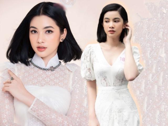 Thí sinh nhỏ tuổi nhất Hoa hậu Việt Nam được dự đoán kế vị Tiểu Vy