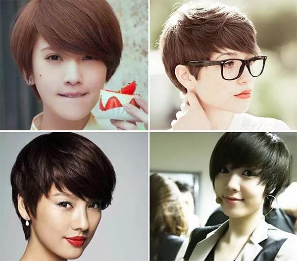12 Kiểu tóc ngắn cá tính ấn tượng dẫn đầu xu hướng năm 2020