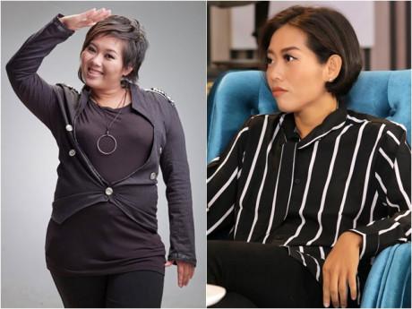 Không nhận ra nữ ca sĩ nặng 1 tạ của Vietnam Idol một thời, giờ hốc hác, xương xẩu