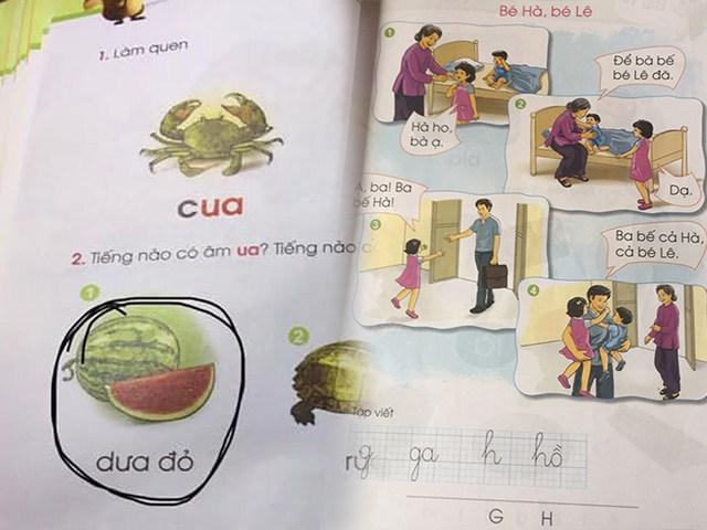 Sách tiếng Việt lớp 1 liên tiếp gây tranh cãi: Dạy trẻ lươn lẹo, trốn việc, thiếu trách nhiệm?