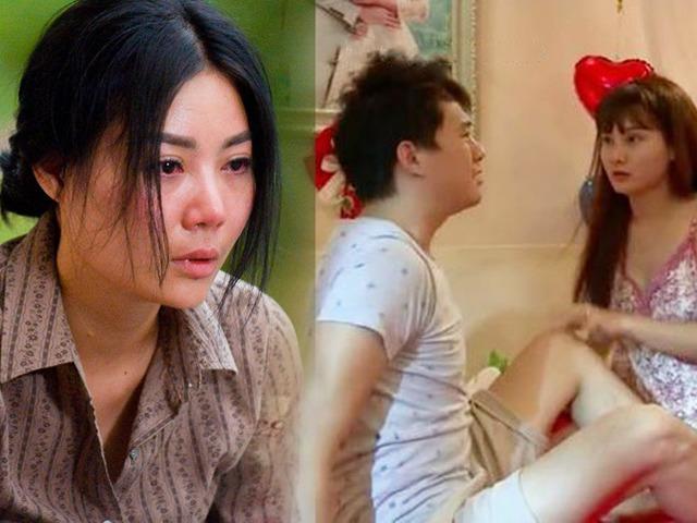 Bí mật cảnh giường chiếu phim Việt: Bảo Thanh đuổi hết đàn ông ra ngoài, Thanh Hương mệt lả