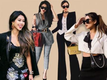Tuổi đời còn trẻ nhưng gout thời trang công sở của Tiên Nguyễn đáng để chị em 30 học hỏi