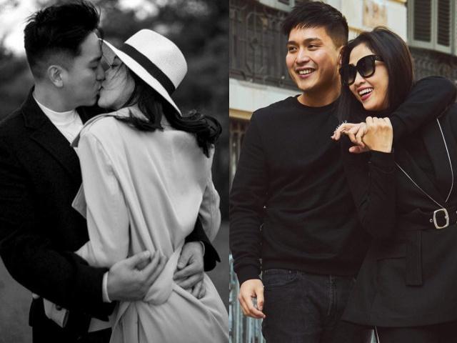 Đám cưới hi hữu nhất showbiz: Cô dâu MC và chú rể Việt kiều làm lễ cách nhau gần 10.000km