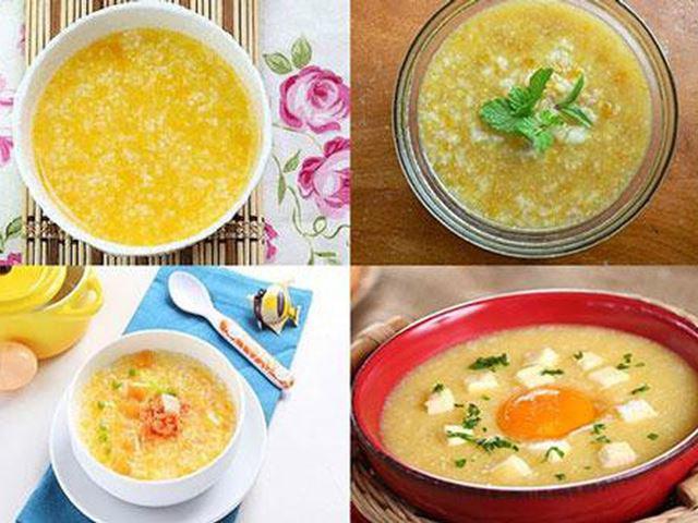 3 cách nấu cháo yến mạch trứng gà cho bé ăn dặm đầy đủ dinh dưỡng