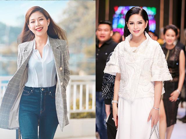 4 nữ đại gia Việt sở hữu nhan sắc xinh đẹp như hoa hậu, đặc biệt là người đầu tiên