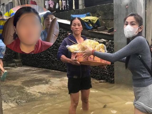 Cô gái bị tố ăn chặn 3 triệu tiền từ thiện ca sĩ Thủy Tiên đưa, dân mạng phẫn nộ