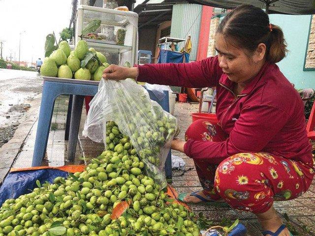 Trái dại, rau mọc hoang hút hàng mùa nước nổi ở An Giang, dân đi hái kiếm tiền mùa lũ