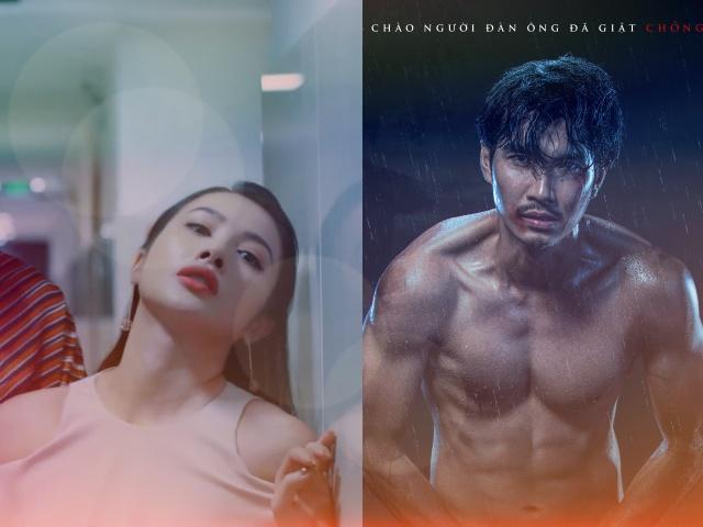 Phim Việt chơi lớn: Có vợ đẹp bốc lửa chồng vẫn ngủ với trai, còn khỏa thân chạy dưới mưa