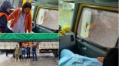 Sao Việt 24h: Đưa bà đẻ miền Trung đi cấp cứu, xe của Hòa Minzy bị dân ném vỡ kính