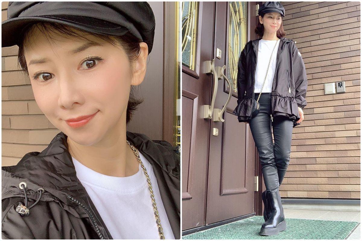 U60 mà trông như U30, thánh dưỡng da Nhật Bản trẻ trung còn bởi gout thời trang amp;#34;trụ tuổiamp;#34; - 12