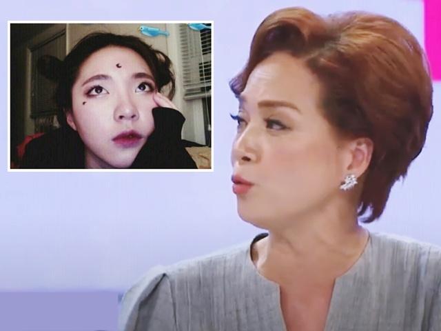 Con gái NSND Lê Khanh cáu, gào lên với mẹ: Con không muốn sinh ra trước