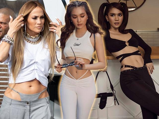 Quần trễ nải lộ dây nội y: từ thảm hoạ thời trang được Ngọc Trinh lăng xê thành xu hướng