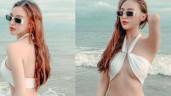 Ở ẩn sau sự cố phẫu thuật thẩm mỹ, hot girl Kelly Nguyễn trở lại cực nóng bỏng