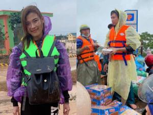 Sao Việt và chuyện làm từ thiện: Đi đẻ vẫn bị bắt bẻ, răng trắng, cười tươi cũng bị nói