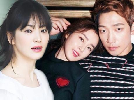 Vợ chồng Kim Tae Hee vượt qua mợ chảnh Jeon Ji Hyun, đè bẹp Song Hye Kyo