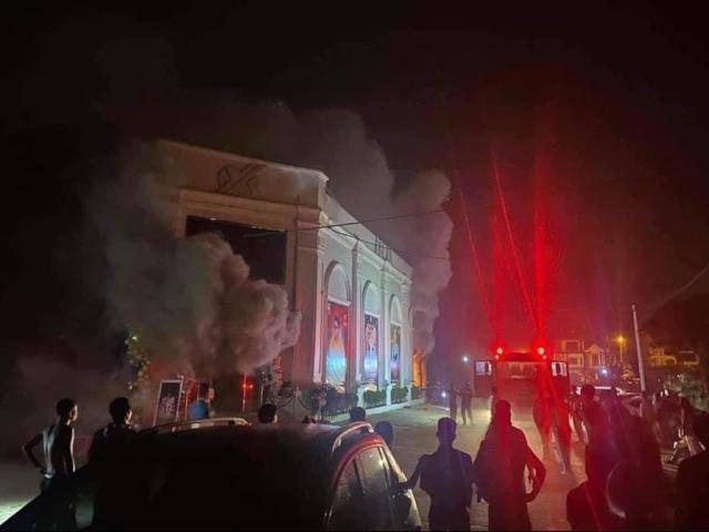 Tiết lộ nguyên nhân ban đầu vụ cháy quán bar X5 khiến 3 cô gái trẻ tử vong