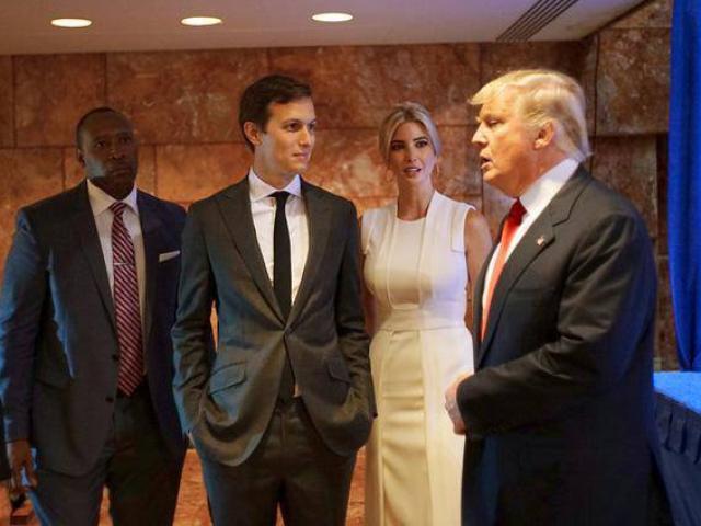 Con gái và con rể ông Donald Trump sẽ về đâu sau bầu cử Tổng thống Mỹ 2020?