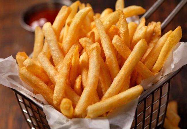 Chiên khoai tây không giòn, nhanh ỉu vì thiếu bước cơ bản này! - 3