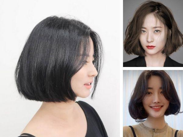 7 kiểu tóc ngắn mái dài thời thượng bất chấp mọi khuôn mặt