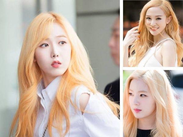 10 màu tóc nâu vàng đẹp và nổi bật cho bạn gái lột xác dịp cuối năm