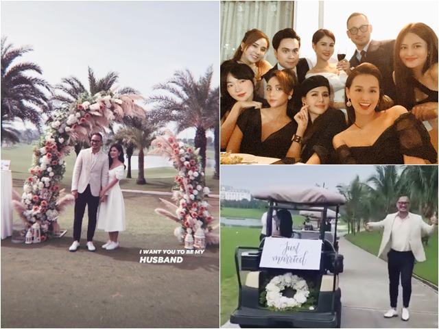 Sao Việt 24h: Đám cưới siêu đẹp và độc của MC Thu Hoài, dàn sao Việt vui tưng bừng