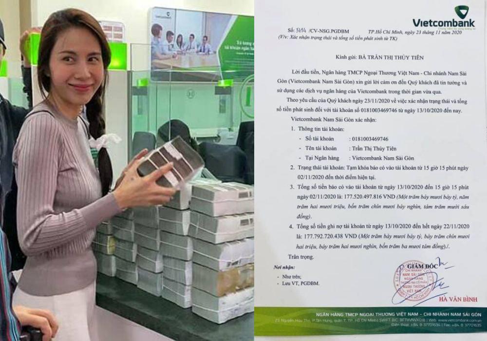Thuỷ Tiên đáp trả không khoan nhượng khi bị Hồng Quế thắc mắc việc giải ngân hơn 178 tỷ