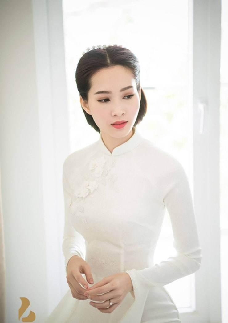 Ngày nào diện áo dài trắng bị gọi amp;#34;thảm hoạamp;#34;, Lâm Khánh Chi giờ đẹp vượt luôn Hương Giang - 5
