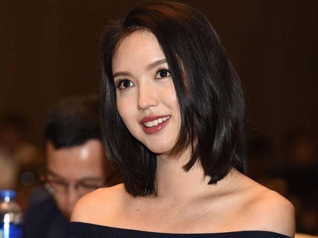 Vẻ hút hồn của Hoa hậu đẹp nhất Trung Quốc