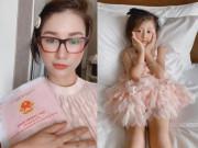 Người mẫu bán bún đậu lấy chồng Việt kiều, tặng con gái đất 5 tỷ sinh nhật
