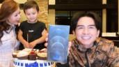 """Sao Việt 24h: """"Chủ tịch nhí"""" 3 tuổi nhà Đan Trường tặng bố quà đắt giá, xứng danh Rich Kid"""