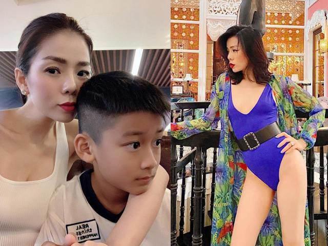 Con trai soái ca nhà Lệ Quyên mới 9 tuổi đã nghĩ chuyện cưới vợ đẹp như Hoa hậu