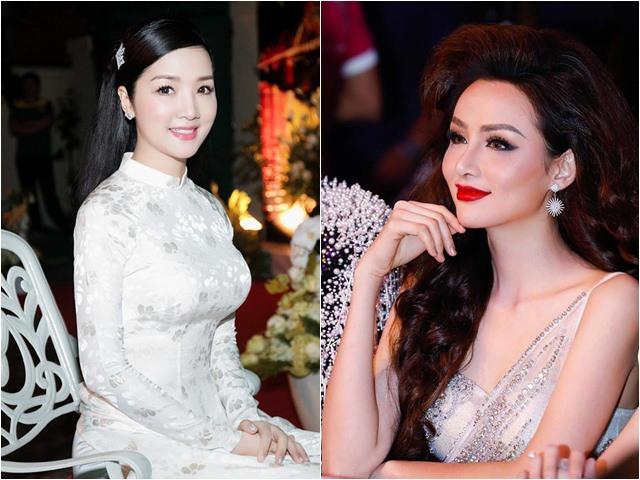 Giáng My - Diễm Hương: 2 Hoa hậu muốn nhường ngôi mà mãi không được
