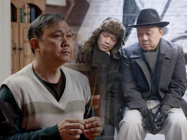 Cặp bài trùng và lần đặc biệt cố NS Chí Tài đưa tình cảm thật với Hoài Linh vào phim