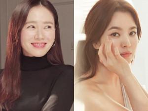 Đánh bại Song Hye Kyo, nhan sắc thật của Son Ye Jin khi chưa chỉnh sửa ảnh gây ngỡ ngàng