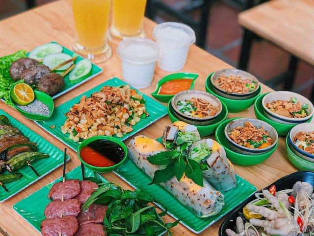 Bản đồ ăn vặt Phan Rang và bún chả sứa Nha Trang dành cho những chiếc bụng đói