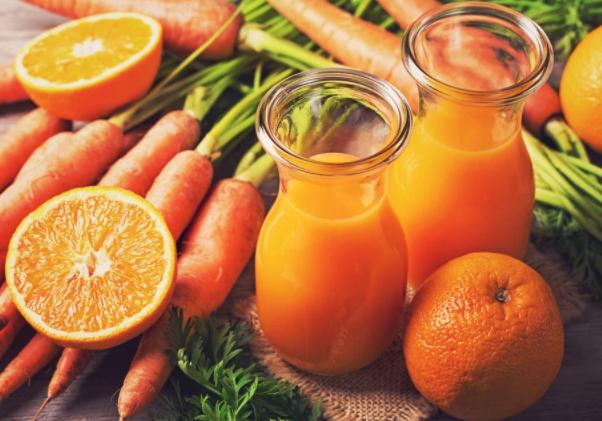 Cách làm nước ép cà rốt bằng máy xay sinh tố và máy ép đơn giản nhất - 5